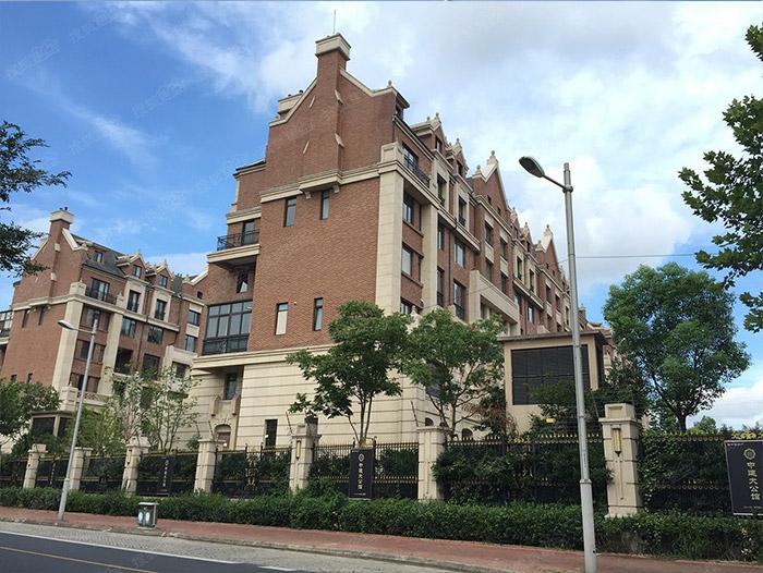 中建大公馆-武汉发泡陶瓷板工程