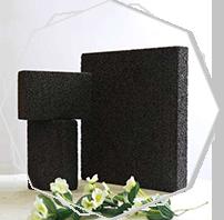 泡沫陶瓷板吸水率低